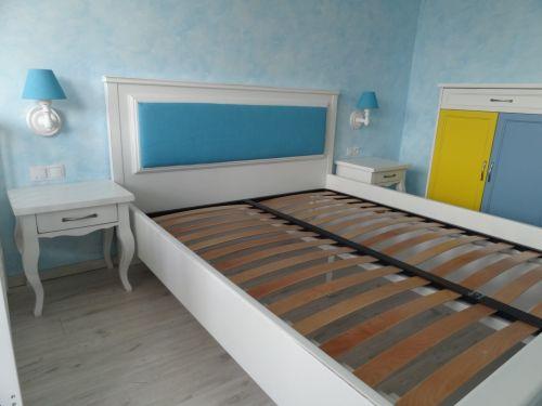 """Спалня масив Бук модел """"Модена с ракла"""""""