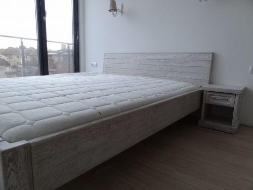 """Спалня масив дъб модел """"Стандарт"""""""