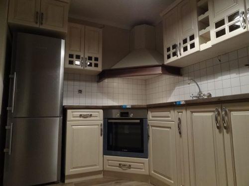 """Кухня масив бук, модел """"Класик"""""""