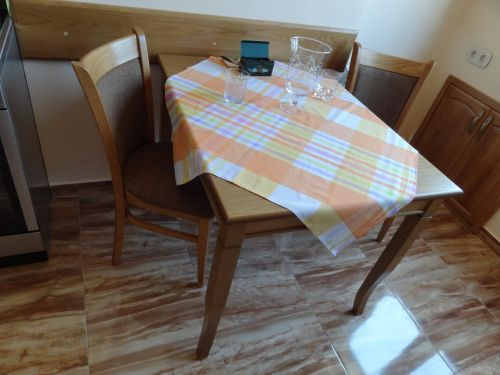 Маса Виена С 150(190)/90/75, стол Вегас лукс