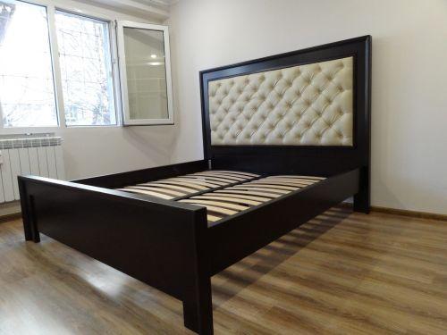 """Спалня масив бук модел """"Каре 1"""""""