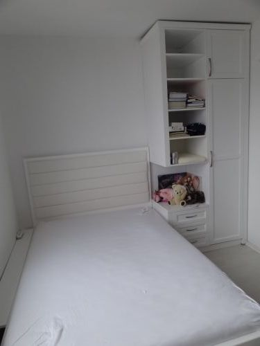"Спалня масив бук модел ""Стандарт с тапицерия"""