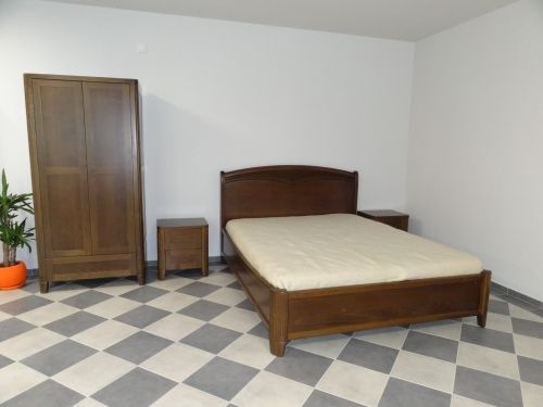 "Спалня масив ясен модел ""Синтез"""