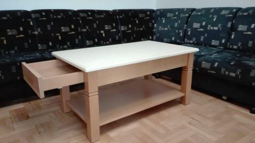Холна маса с чекмедже