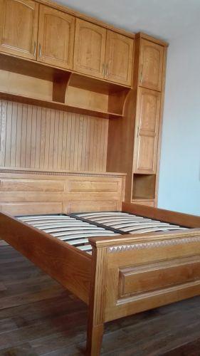 """Обзавждане за спалня масив бук модел """"Класик"""""""