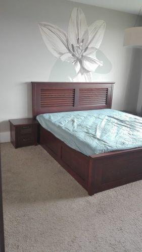 """Спалня масив бук модел """"Щора"""""""