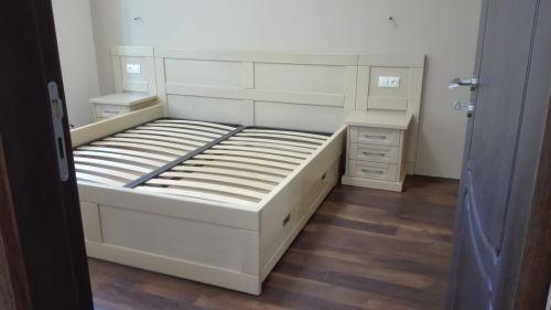 "Спалня масив бук модел ""Стандарт"""