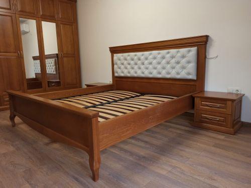 """Спалня масив бук модел """"Каре"""""""