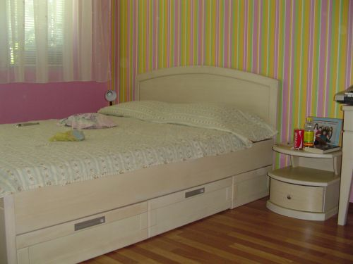 "Обзавеждане за детска стая модел ""Стандарт"" бук"