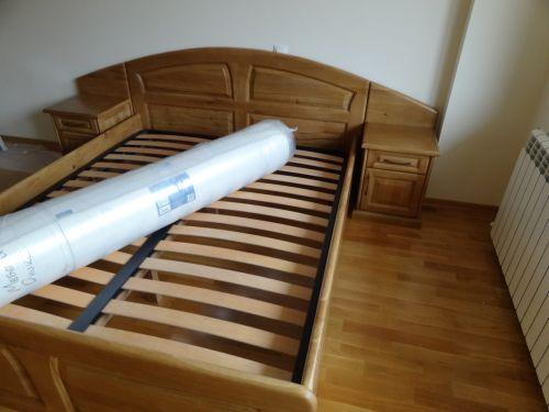 """Спалня масив дъб модел """"Класик"""""""