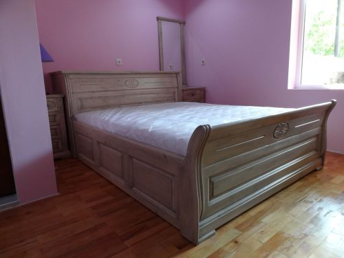 """Спалня масив бук модел """"Венера с ракла"""""""