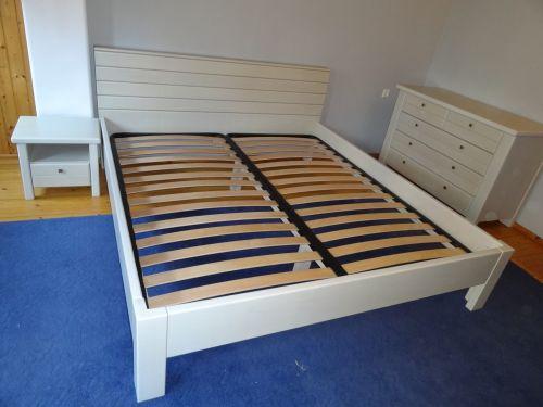 "Спалня масив бук модел""Стандарт"""