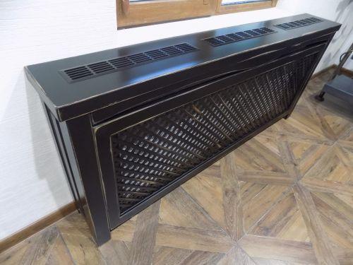 Радиаторна решетка бук
