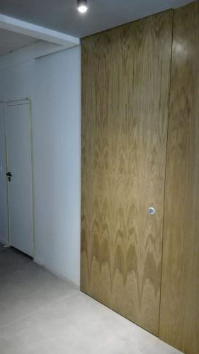 Плъзгащи врати МДФ дъб