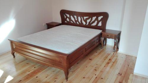 """Спалня масив дъб модел """"Фантазия"""""""